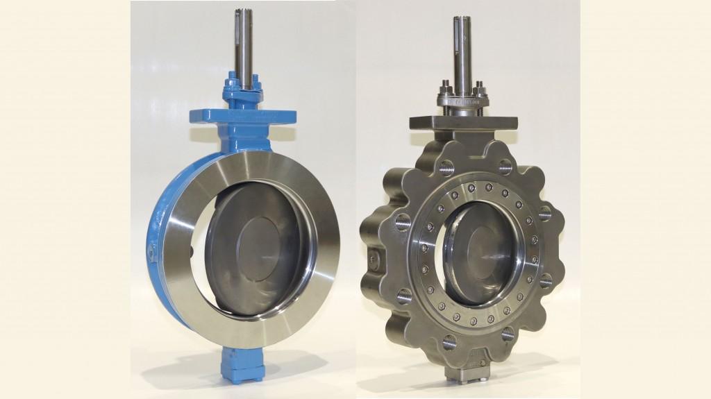 neles modular butterfly valve