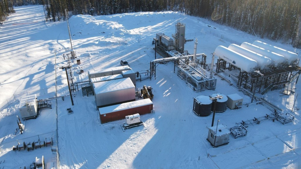 cryopeak lng solutions corporation fort nelson facility