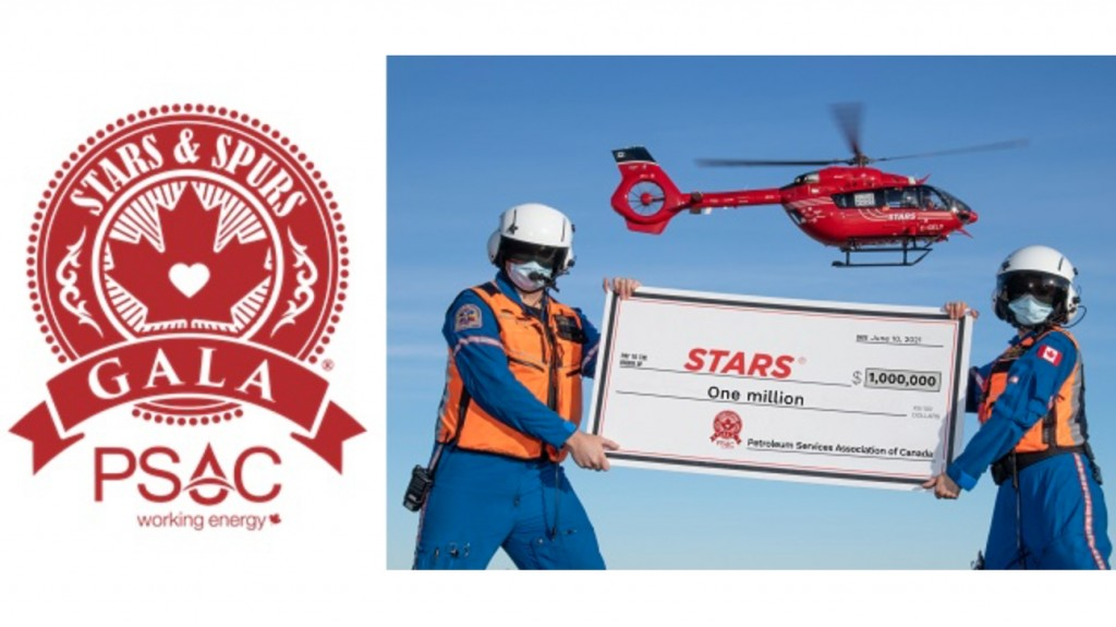 PSAC gala raises more than $1 million in support of STARS