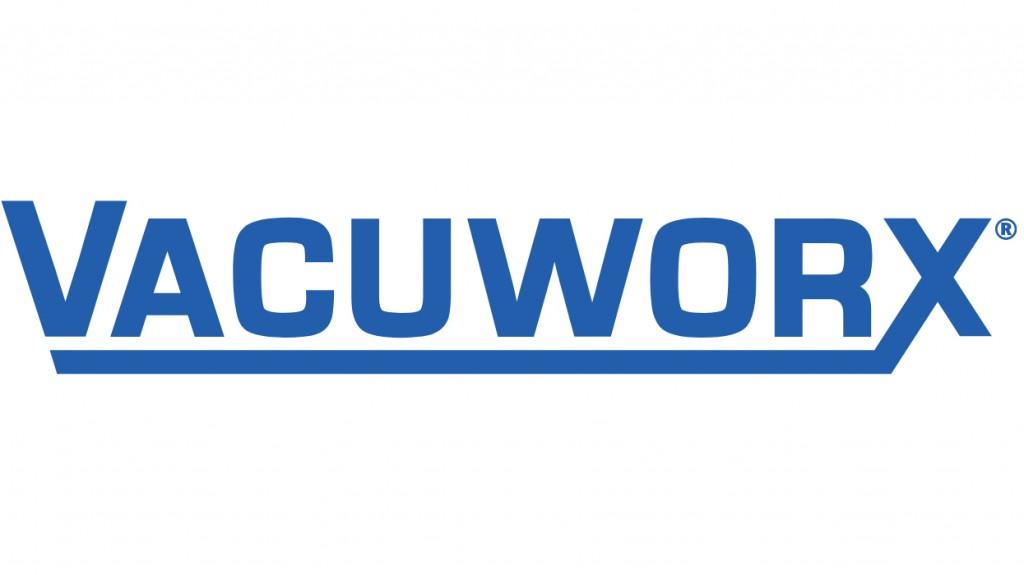 The Vacuworx logo