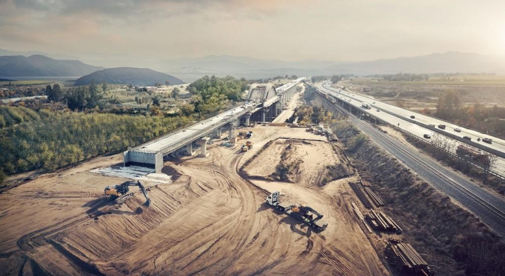 Volvo CE commits to net-zero emissions