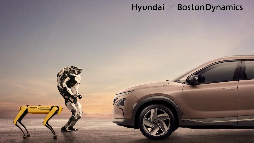 Hyundai purchases Boston Dynamics