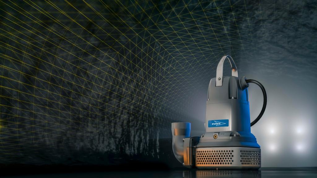 Intelligent Xylem dewatering pump delivers 60 percent energy savings
