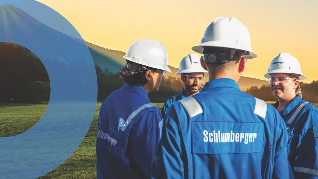 Schlumberger team
