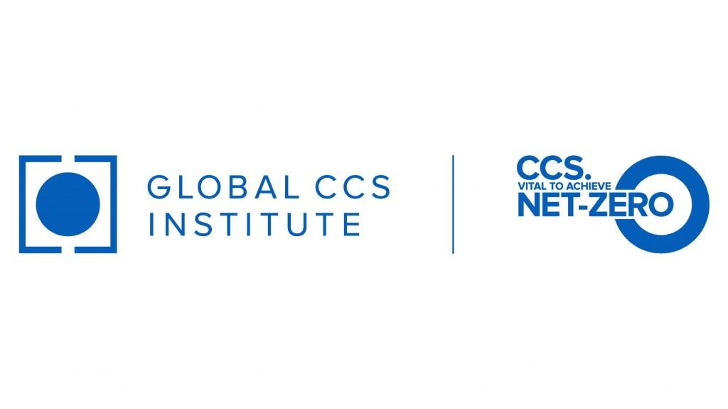 Global CCS Institute logo with net zero