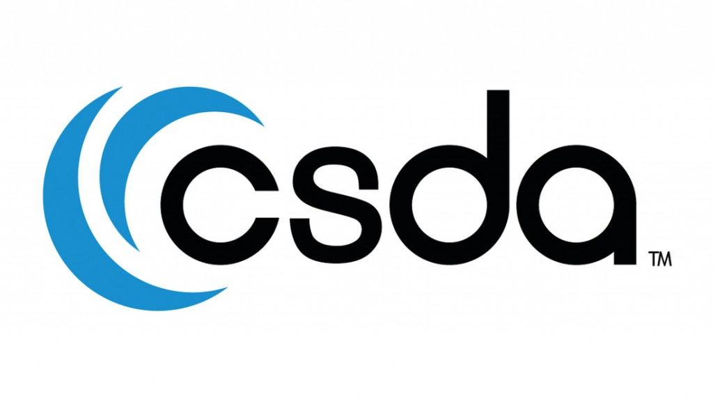 The CSDA logo