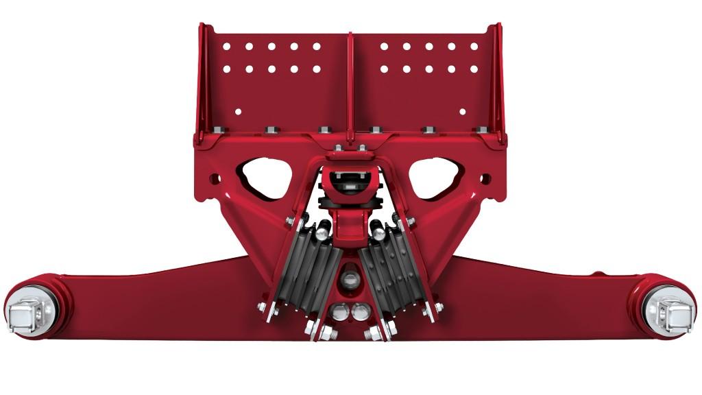 The HAULMAAX EX suspension system