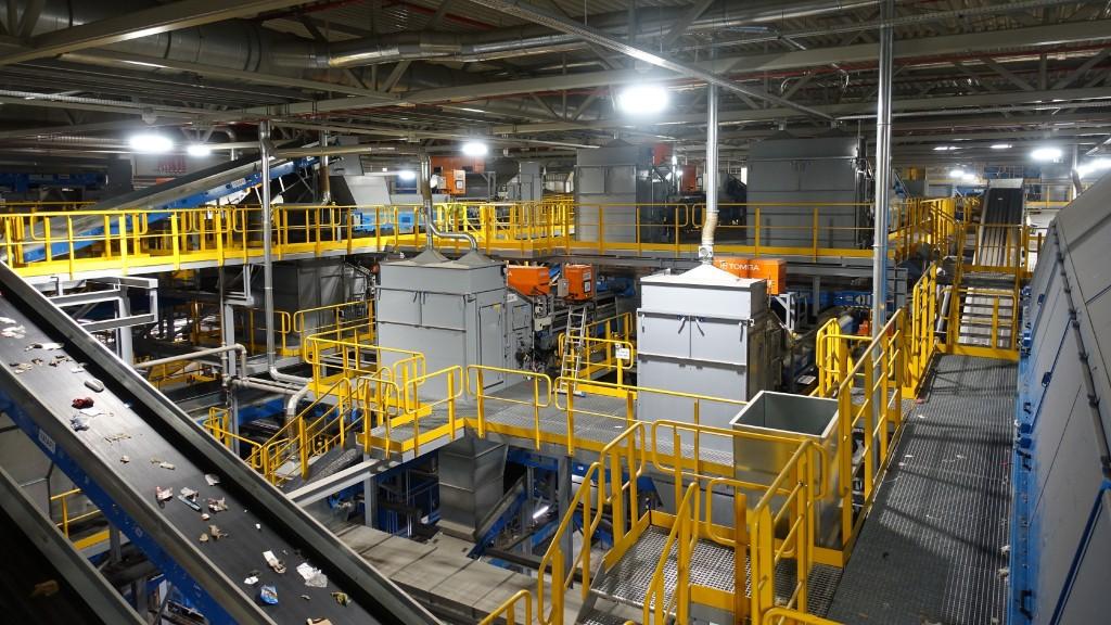 The IVAR KS system at Stavanger