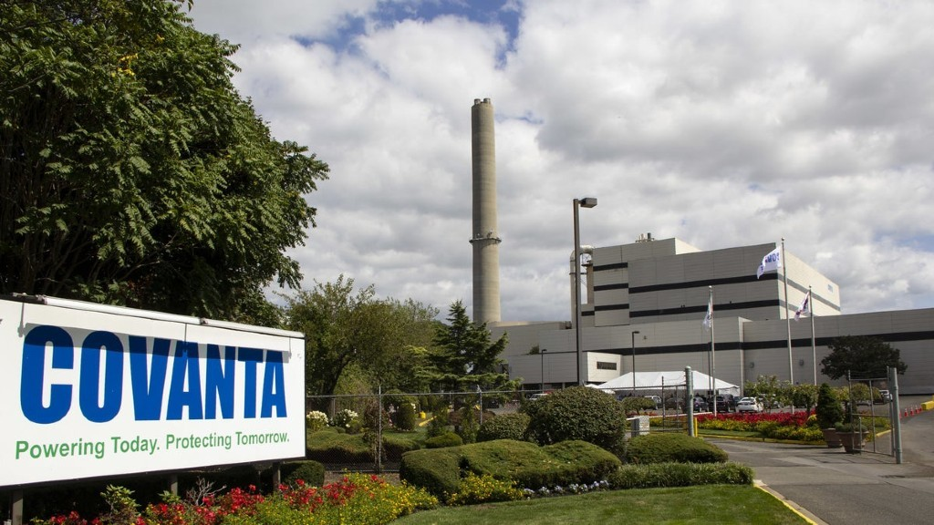 The Covanta headquarters.