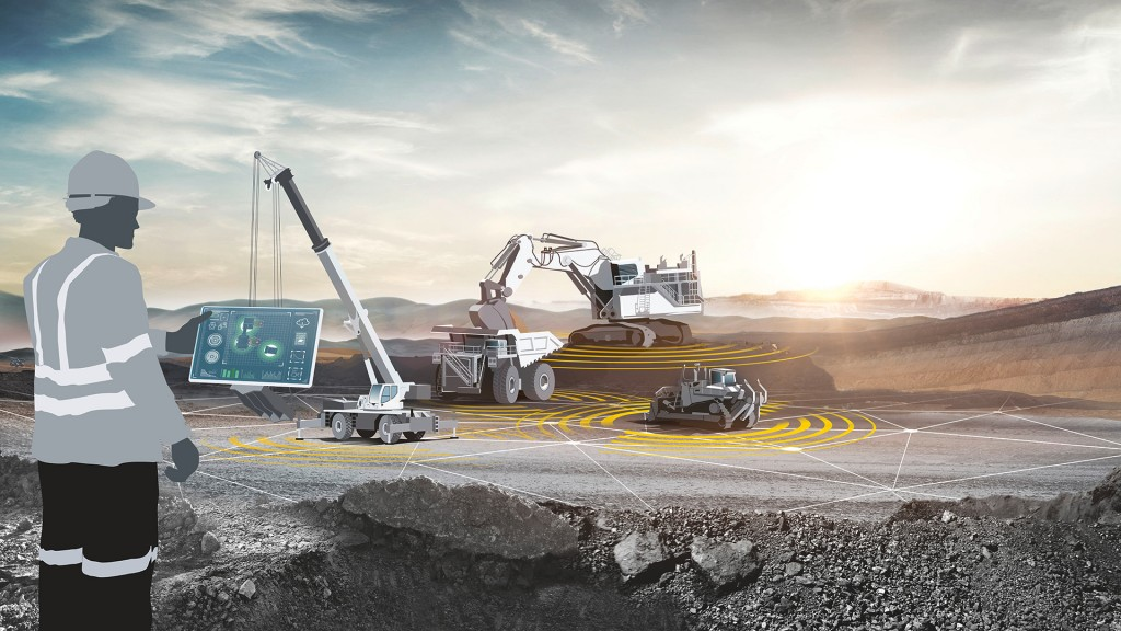Liebherr will showcase a variety of machines and new technologies at MINExpo 2021.