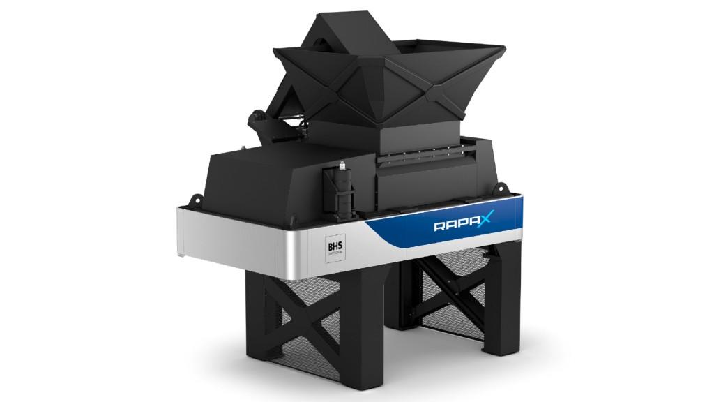 The RAPAX pre-shredder