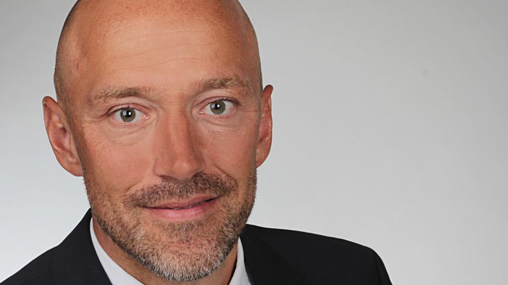 Kai Friedrich, Managing Director of Liebherr USA.