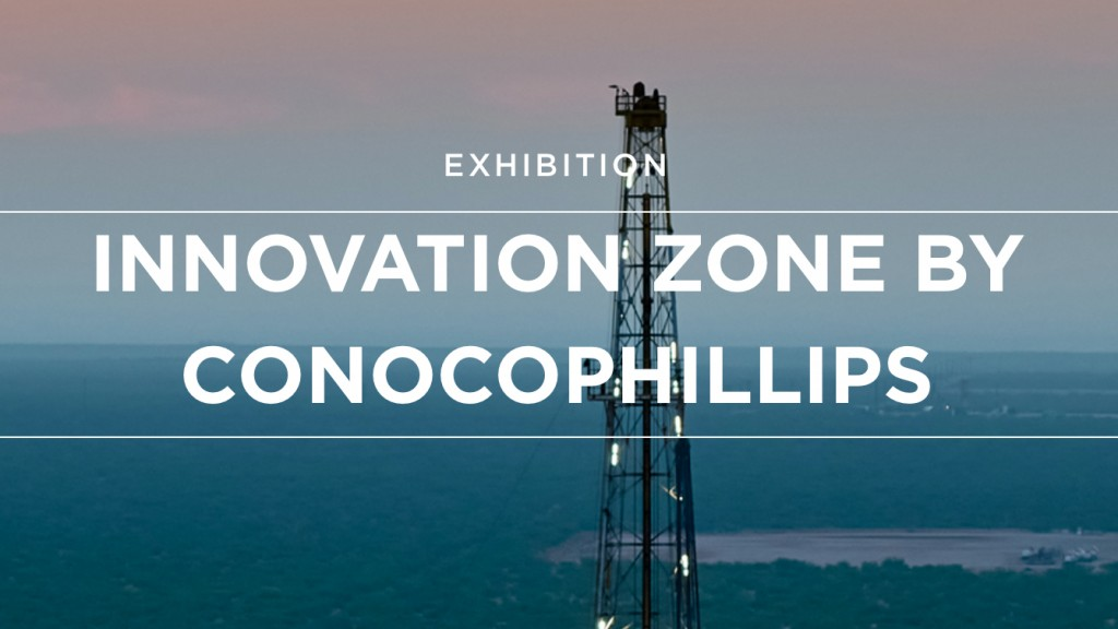 23rd wpc announces innovation zone by Conoco Phillips