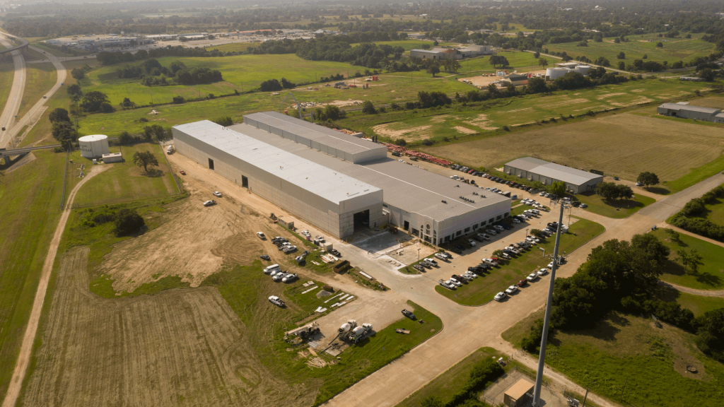 Logan Industries facility