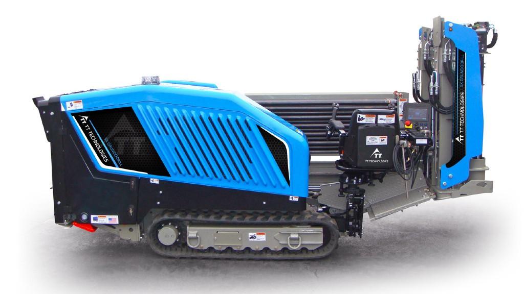 A TT Technologies directional drill