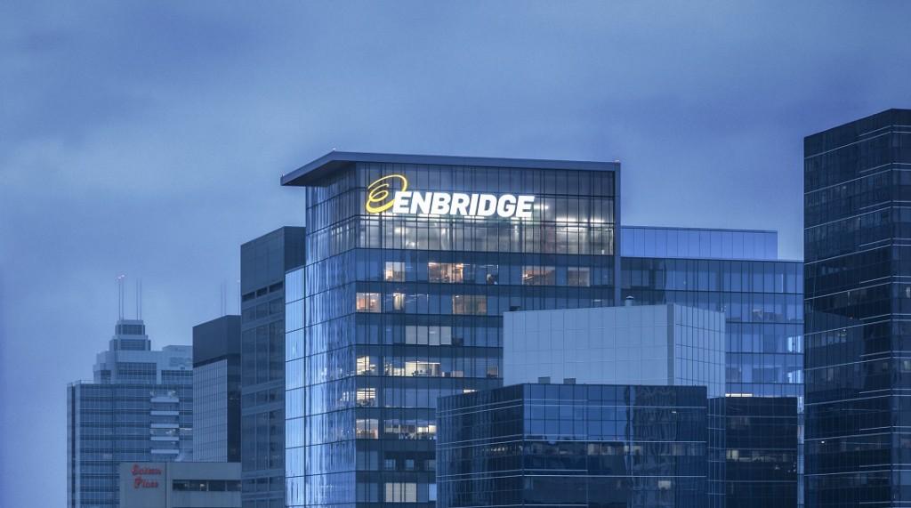 Enbridge corporate building