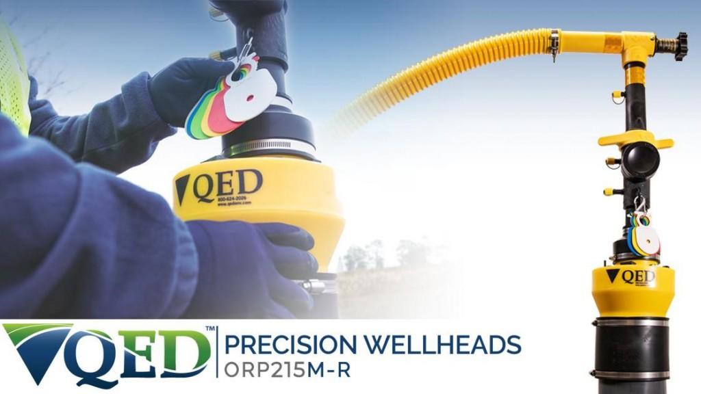 qed orp215m-r precision wellhead banner