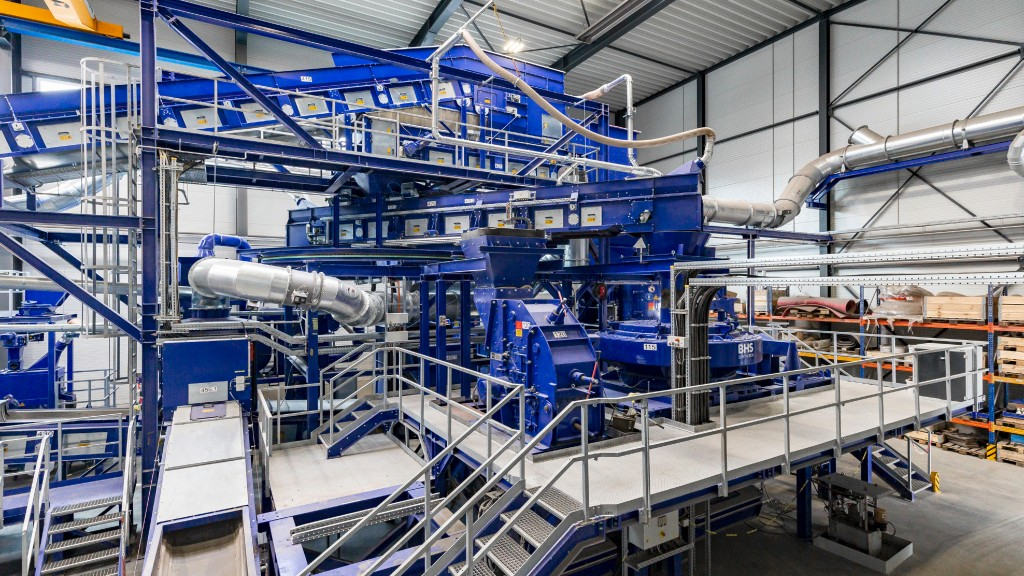 At its company headquarters in Sonthofen, Germany, BHS offers customers and interested parties in the area of recycling the opportunity to conduct comprehensive tests using their own input materials.