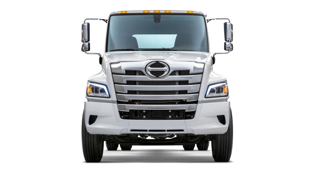 Hino Class 8 XL series vocational truck