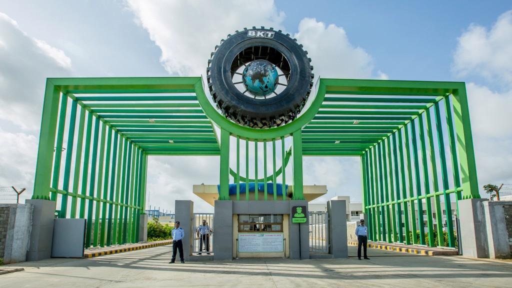 A BKT production plant