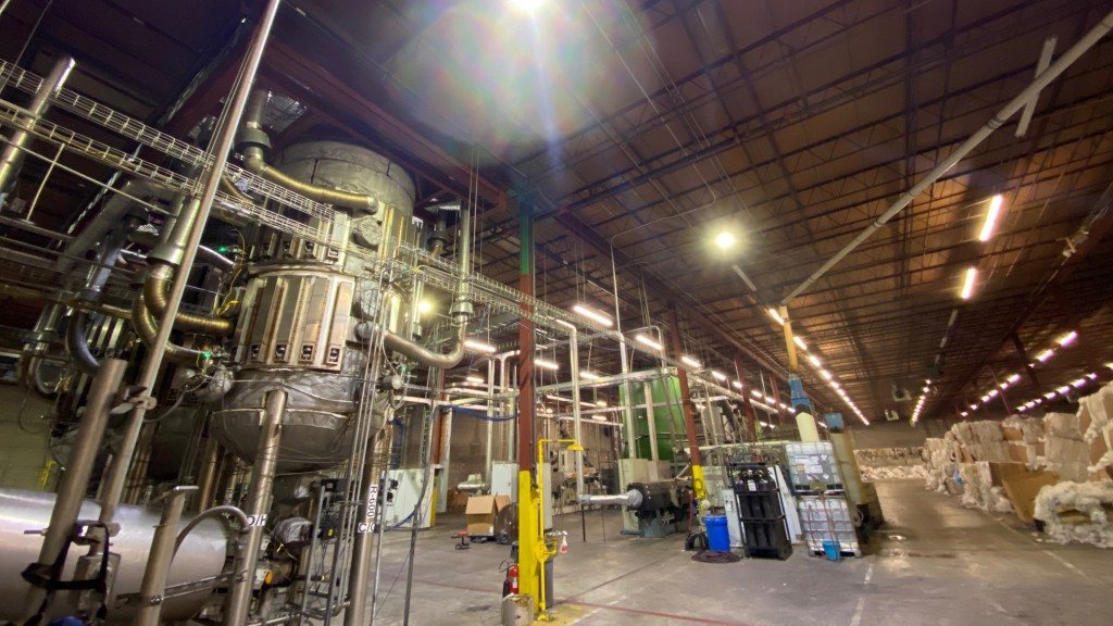 A Nexus Fuels plant