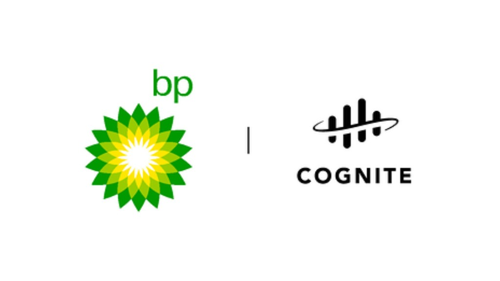 Cognite has signed a multi-year agreement with bp.