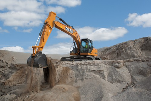 Case Construction Equipment - CX210C Excavators