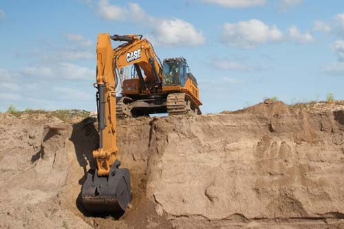 Case Construction Equipment - CX700B Excavators