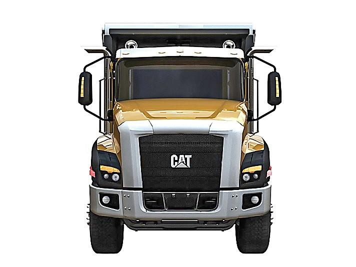 Caterpillar Inc. - CT660 Vocational Trucks