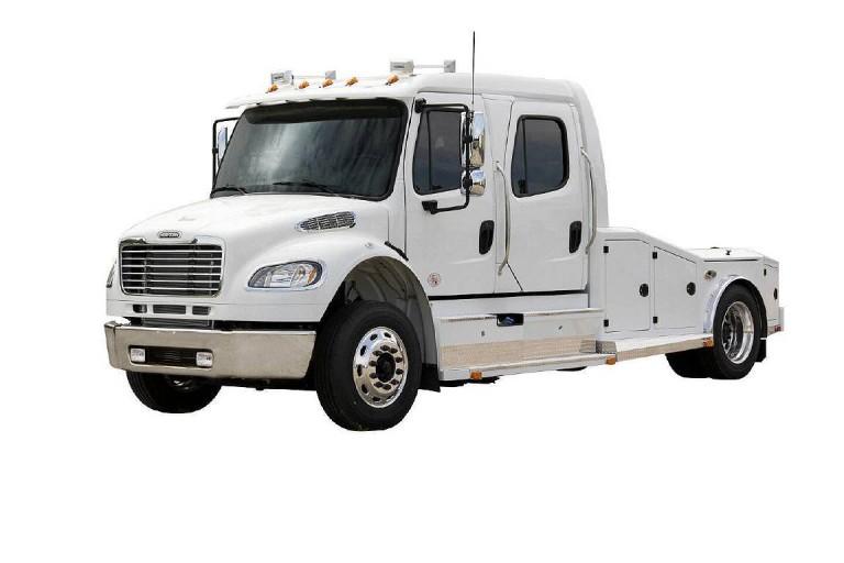 M2 106 Vocational Trucks