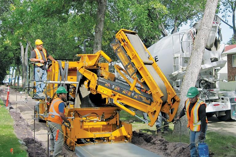 GT-3200 Concrete Pavers