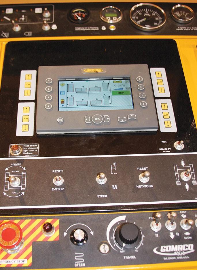 G22 Machine Control