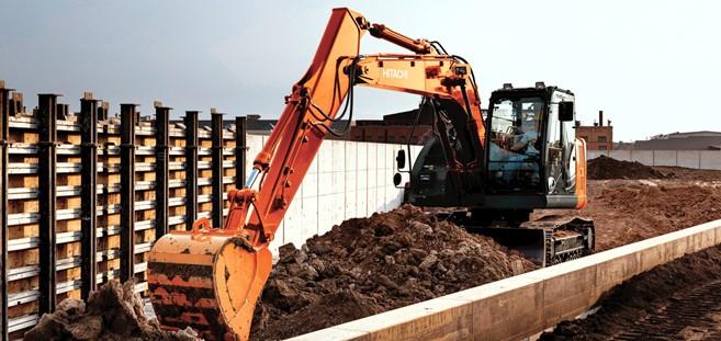 ZX135US-5 Excavators
