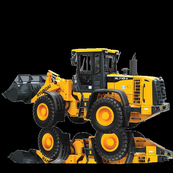 HL730-9 Wheel Loaders