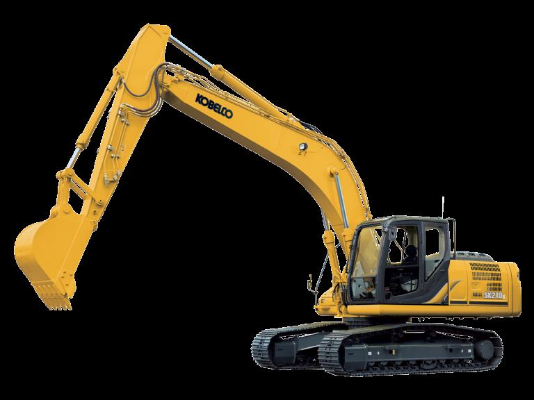 SK210LC Excavators