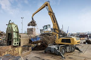 LH 80 M Litronic Material Handlers