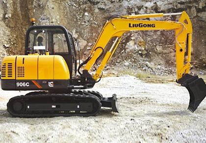 CLG906CIII Excavators