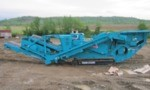 The Powerscreen® Trakpactor 320SR Track Mounted Impact Crushers