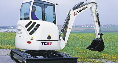 TC37 Excavators