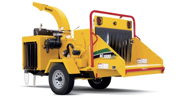 BC1000XL Brush Chipper Chippers