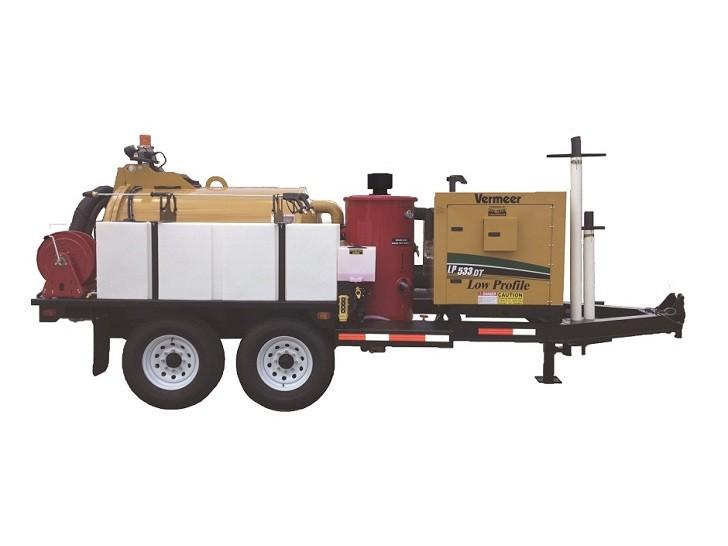 Vac-Tron Equipment introduces LP 33 Series Vacuum Excavators