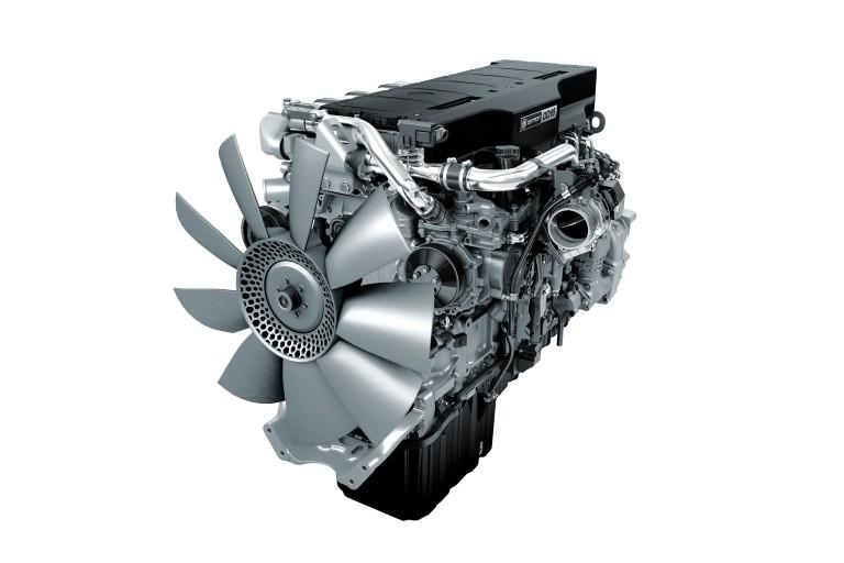 Detroit DD16 Diesel Engines