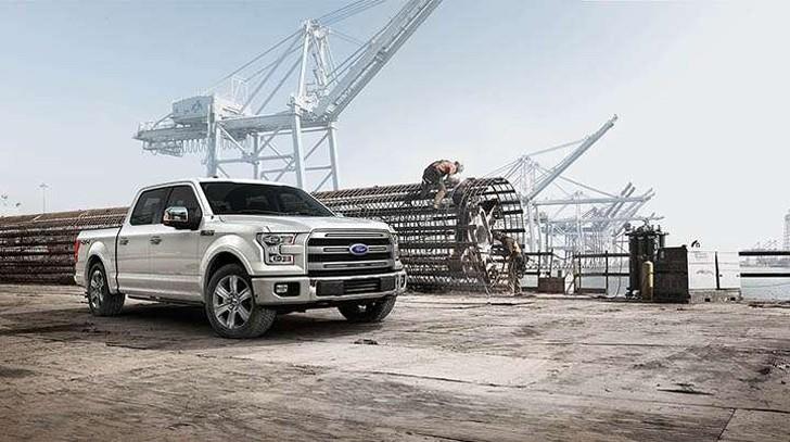 Ford Motor Company - 2015 F-150 Pickup Trucks