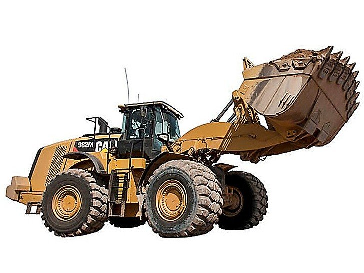 Caterpillar Inc. - 982M Wheel Loaders