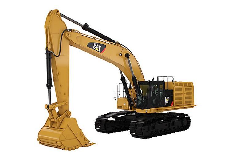 374F Excavators