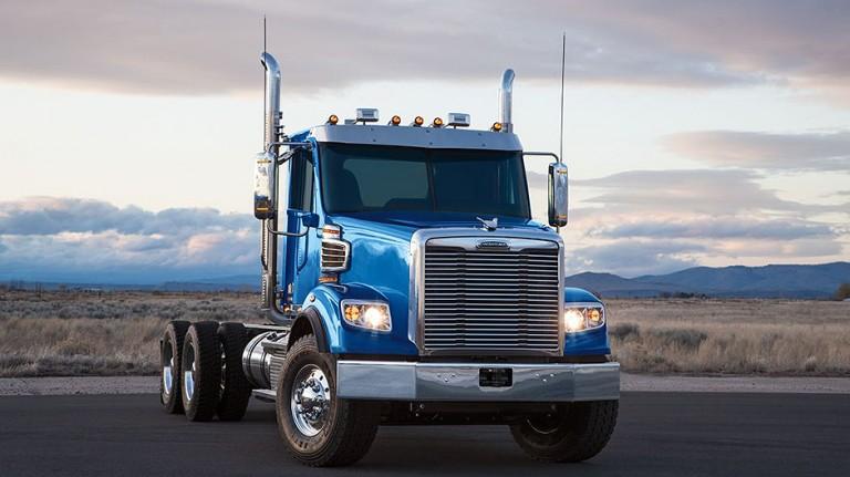 122SD Vocational Trucks