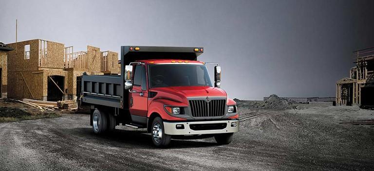 International® TerraStar® Vocational Trucks
