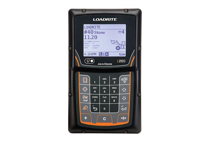 Loadrite 2180 Scales
