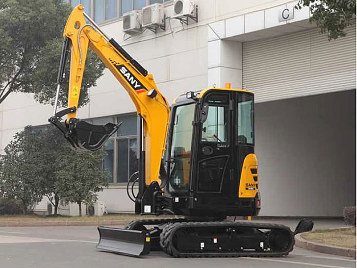 SY35U Excavators