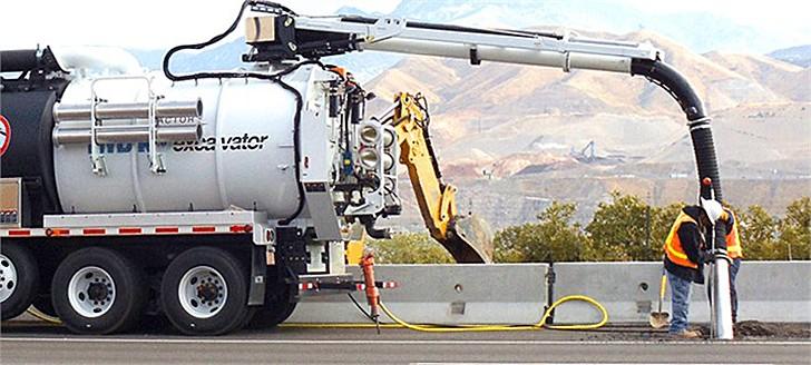Vactor Manufacturing, Inc. - HXX Hydroexcavator PD Hydro Excavators